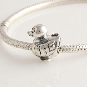 The cutest lucky ducky! Authentic Pandora charm